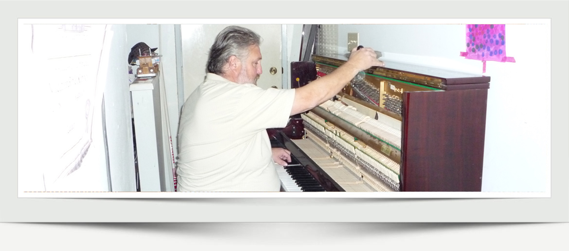 Piano Repair at  A-440 in Regina