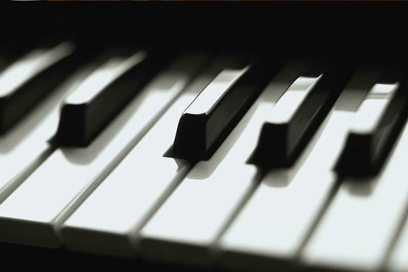Piano Keys - A-440 Piano Tuning